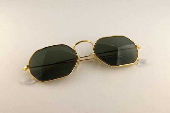 ray ban vintage hg22  Rare Ray-Ban Vintage Sunglasses Bausch & Lomb