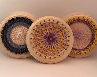1 Geometric String Art
