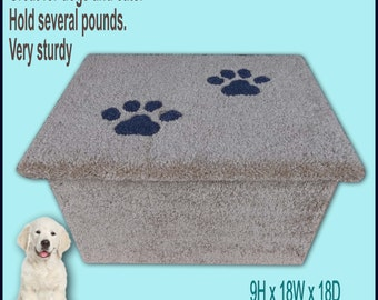 Dog steps. Step for cats or dogs. Doggy step. Pet furniture. Puppy steps. Dogs furniture.Pet Supplies. Disabled dogs, Dog items.