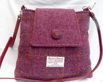 HARRIS TWEED BAG