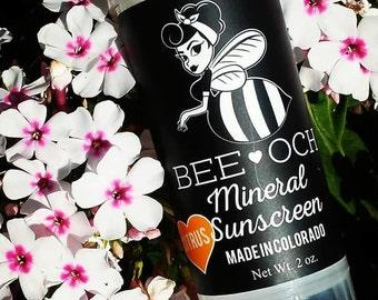 BEE-OCH: Mineral Sunscreen