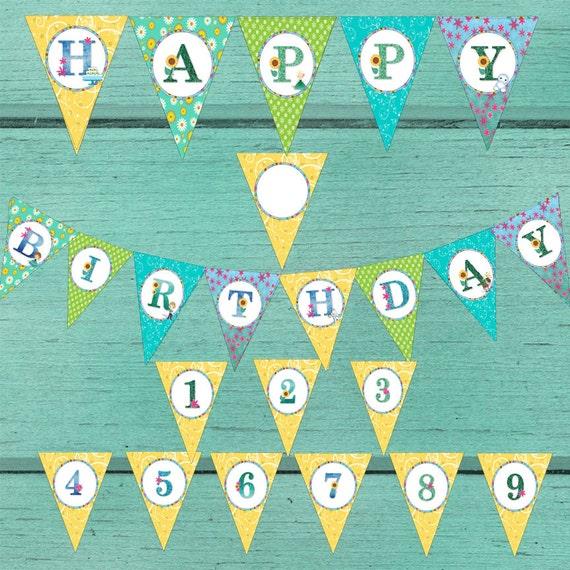 Frozen Birthday Banner Printable Frozen Banner Party By: Frozen Fever Happy Birthday Party Banner INSTANT Digital