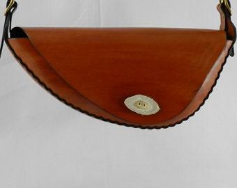 Latigo Shoulder Bag