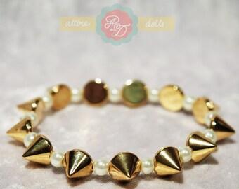 Pearl Stud Bracelet