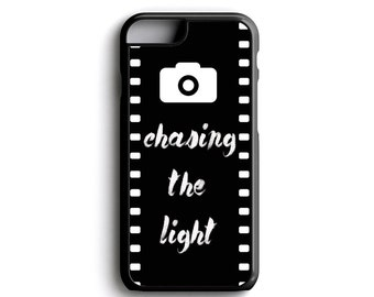 iPhone Case Photography Chasing For iPhone 4, iPhone 5, iPhone 5c, iPhone 6, iPhone 6 Plus with FREE iPhone Tempered Glass Screen*