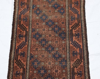 Antique Baluch Persian Rug