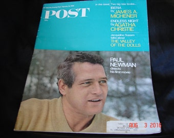 The Saturday Evening Post February 24 1968