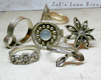 200 gr Zab's Luna Bronze™ metal clay powder, white bronze