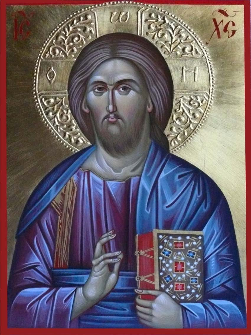Hand Painted Greek Orthodox Icons