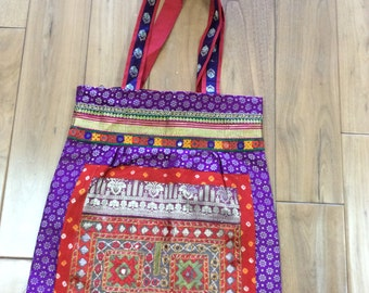 Indian Ethnic Tote Bag