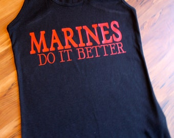 Marines do it better