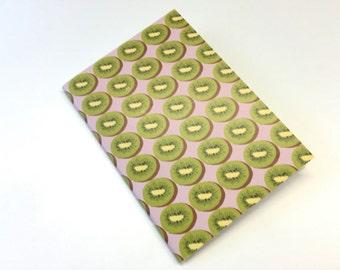 kiwi fruit A6 notebook