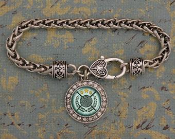 Knitting Artisan Bracelet - OTKNT47754