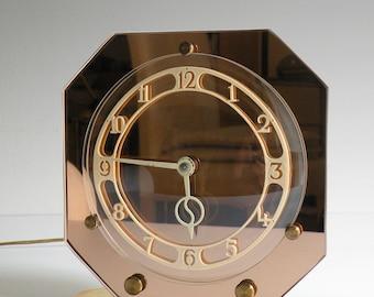 Table clock Smiths Sec - Art Decò
