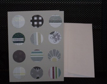 Any Occasion Card - Circles