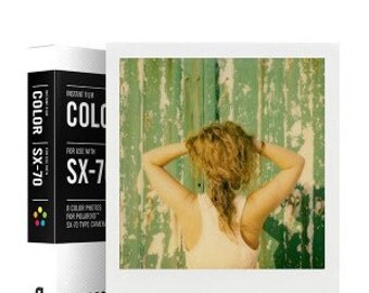 The Impossible Project PX70 color film for SX-70 SX70 Polaroid Camera colour