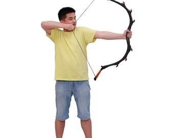 MAYARMS Hunting Bow Recurve Bow Handmade Longbow Traditional Handmade Chinese Longbow 20-70lbs