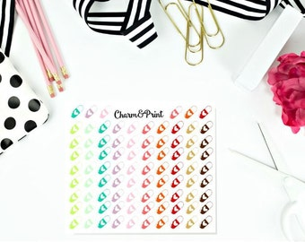 Pill Stickers // Vitamin Stickers // Planner Stickers //  86 Count