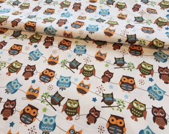 Riley Blake Designs ~ Hoot quilt cotton