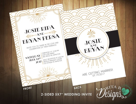 Great Wedding Invites