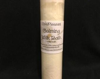 SoaPleasant Handcrafted Milk Bath