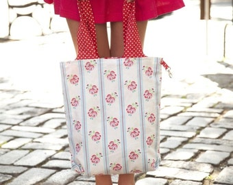 Lisa Lam Tote Bag Sewing Pattern Download (802634)