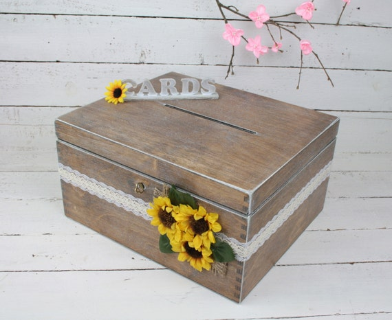 Wedding Gift Card Box Uk : Wedding Card Box Rustic Wedding Card Box Rustic Card Box