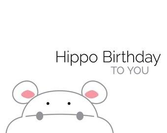 Animal Birthday Cards (Set of 12)