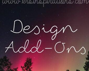 Design Add-Ons
