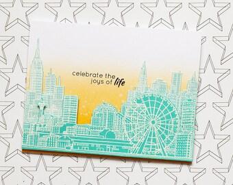 Celebrate the Life crad