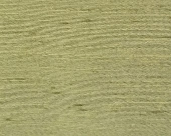 Pale Green - Solid - Upholstery Fabric by the Yard  - Fast Shipping