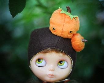 Blythe hat pumpkin  by  Blablablythe
