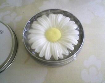 Savon Petite - fleur de marguerite  (Daisy Soap)
