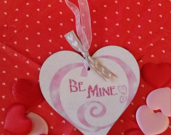 Be Mine Hanging heart
