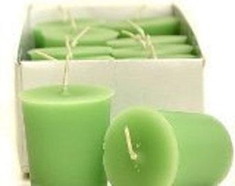 Citronella & Eucalyptus 15 Hour Soy Votive Candle 6 Pack