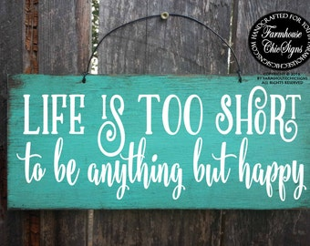 be happy, be happy sign, boho wall decor, boho sign, be happy decoration, happy sign, bohemian wall art, boho wall art