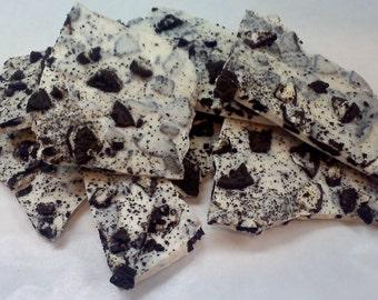 Cookies & Cream Oreo White Chocolate Bark