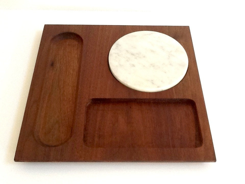 Wood And Marble Cheese Board Serving Tray Wood Serving Board
