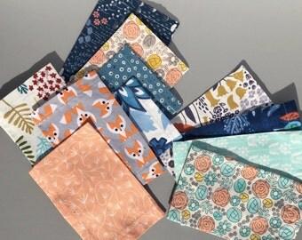 Eye Pillow Covers Organic Cotton Prints