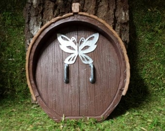 Garden fairy door, Gnome door, elf door, doorway to middle earth
