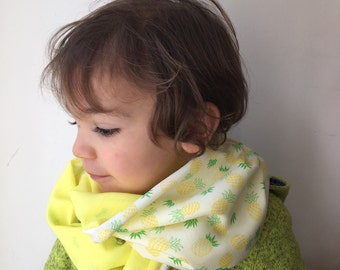 Long end snood for mid-season, several colors and prints available