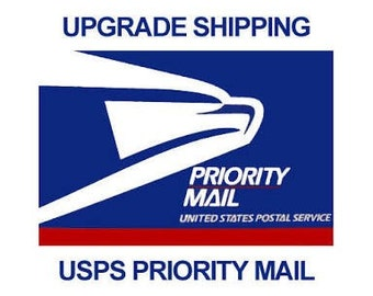 Priority 2-3 Day Shipping