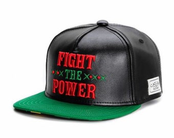 Fight the power snapback