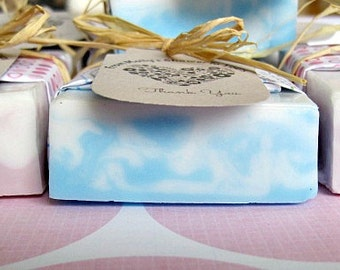 Wedding/ Shower Soap favors Bridal, Wedding, Engagement party, baby shower, retirement, birthday party