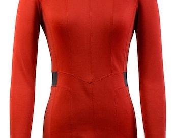 Star Trek Beyond Dress Nyota Uhura Uniform Costume