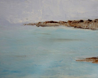 Bleue d'eau