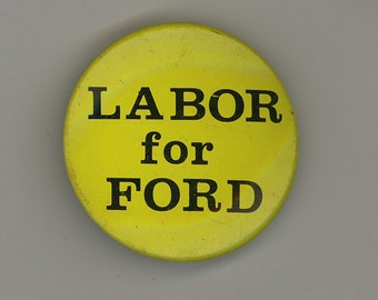 4- President Ford '76 campaign buttons