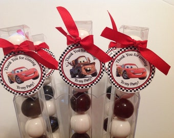 Disney Cars - Party Favor Gumball Candy