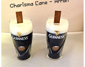 Guinness scented candle