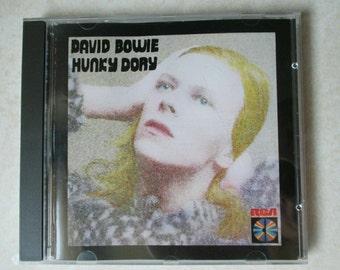 David Bowie Hunky Dory original CD 1985 RCA PD84623 Germany RARE!!!